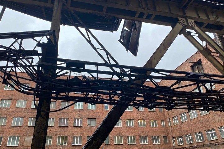 Рабочий погиб при обрушении галереи на заводе «Норникеля» в Красноярском крае
