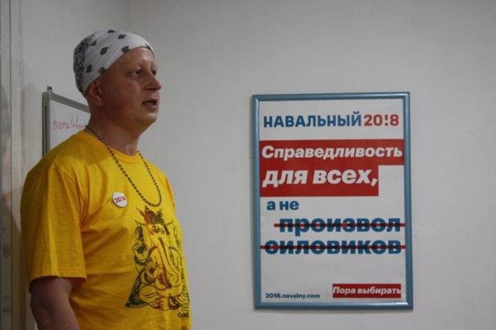 Обвиняемого в оправдании терроризма иркутского активиста признали невменяемым