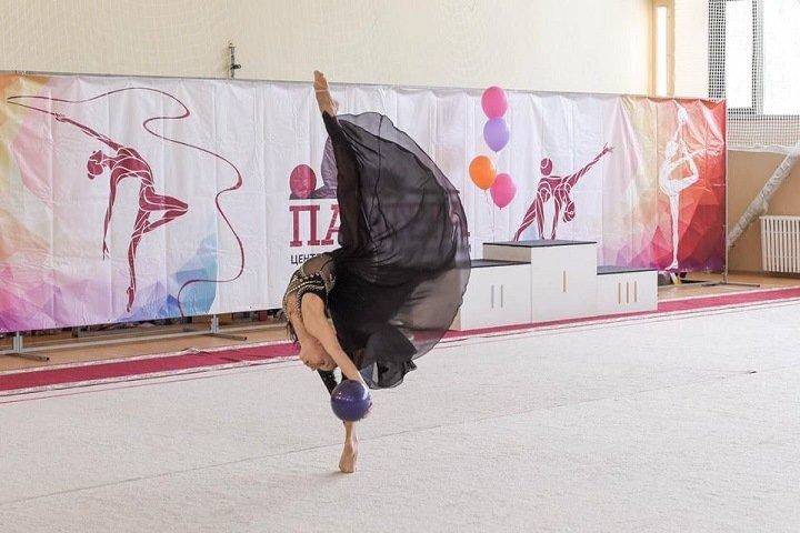Более 200 тыс. собрали на соревнованиях по художественной гимнастике для новосибирских детей с онкозаболеваниями