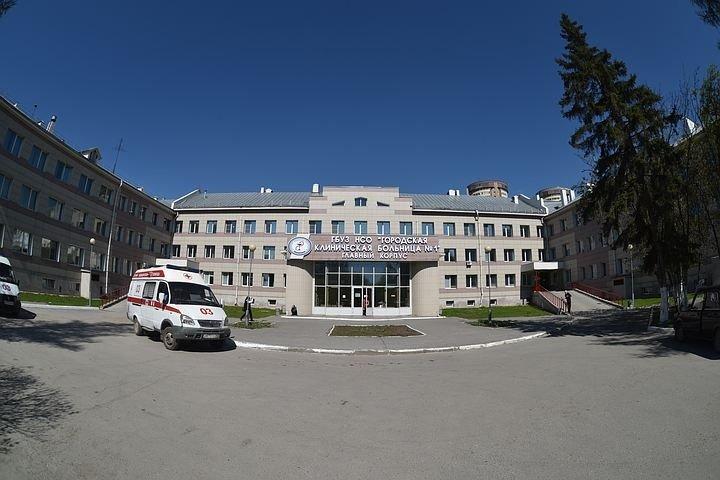 Дополнительные коронавирусные госпитали открывают в Новосибирске