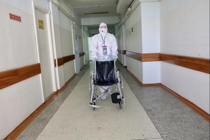 Новосибирские власти не исключают введения локдауна из-за коронавируса