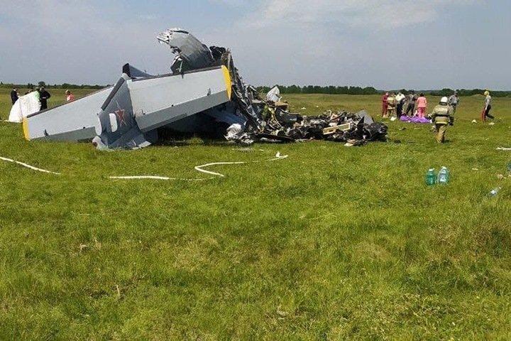Авиакатастрофа в Кузбассе. Главное за день