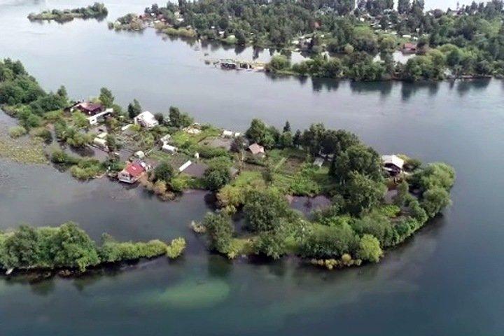 Почти 500 участков подтопило в Иркутской области
