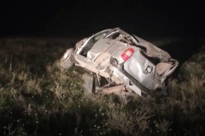 Восемь человек погибли в двух ДТП в Туве
