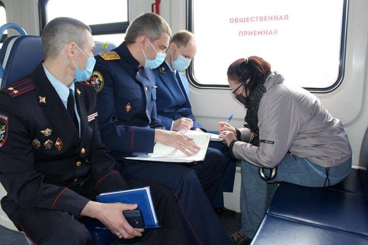 Власти ликвидировали сибирские управления СК на транспорте