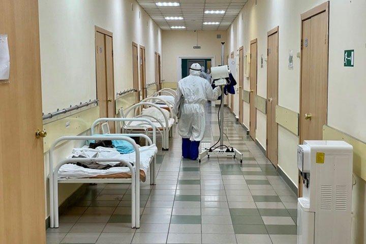 Десять человек скончались от коронавируса за сутки в Новосибирской области