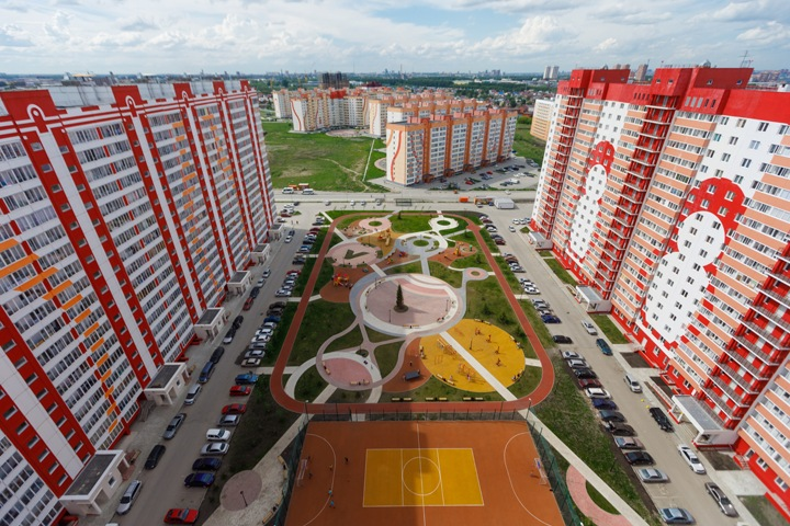 Строительство нового микрорайона решит проблемы части обманутых дольщиков Новосибирска