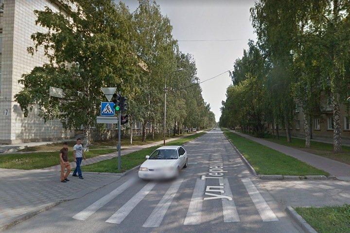 Мальчика на самокате сбили насмерть в новосибирском Академгородке