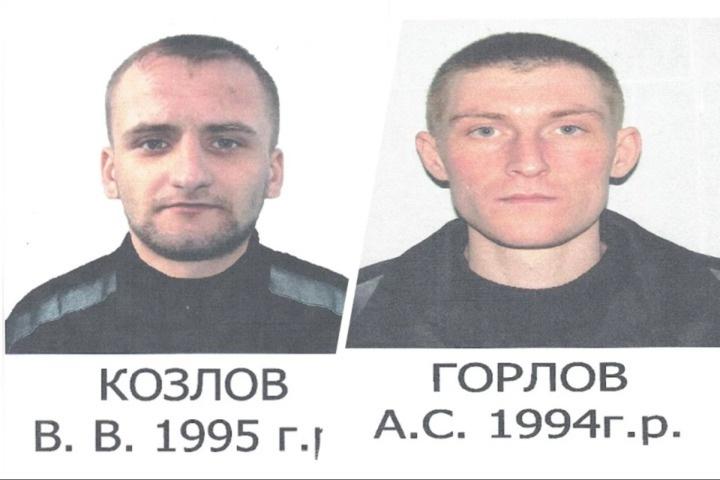 ГУФСИН объявила о вознаграждении за информацию о сбежавших из новосибирской колонии