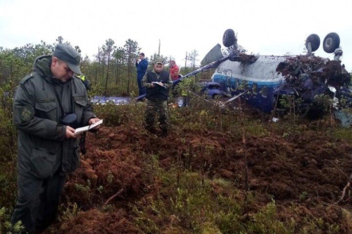 Дело об аварийной посадке Ан-28 в Томской области передали в Москву