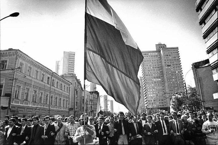 «Запах диктатуры сегодня более явно ощущается»: 30 лет ГКЧП