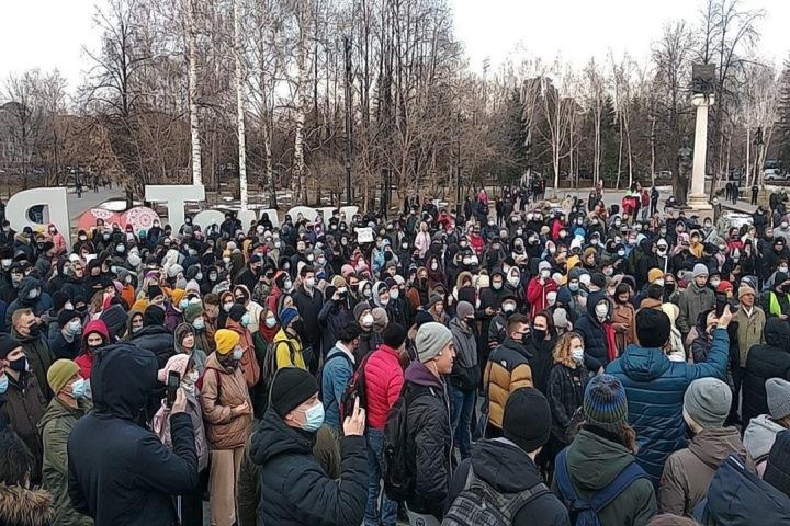 Томские депутаты потребовали от губернатора увеличить число гайд-парков