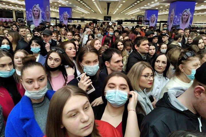 Суд оштрафовал «Л'Этуаль» за концерт Ольги Бузовой в Барнауле