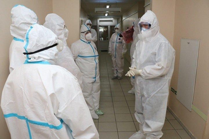 Дефицит врачей в Хакасии оценили в 30%