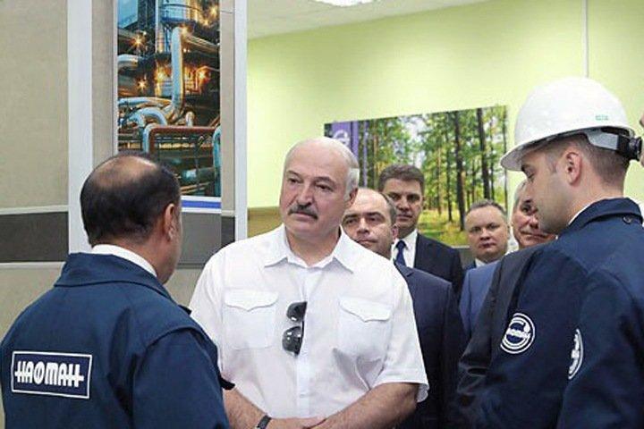 Лукашенко получил 69 российских нефтяных скважин в Сибири