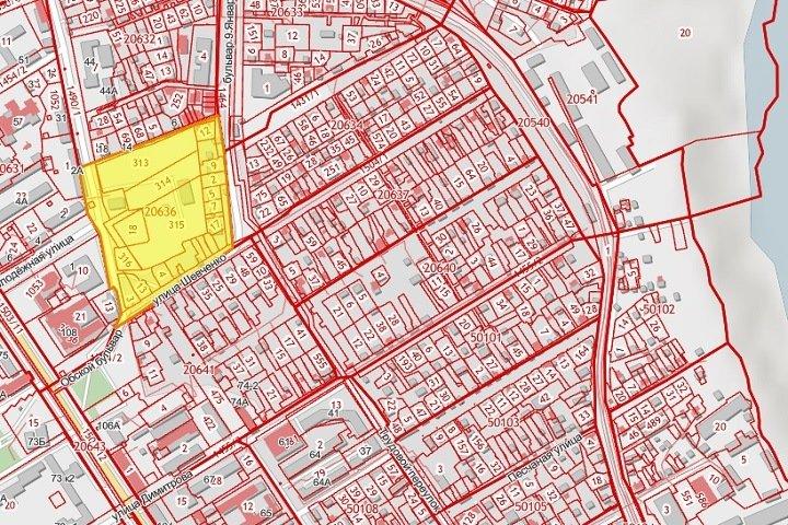 Владельцы «Марии-Ра» застроят высотками квартал в Барнауле