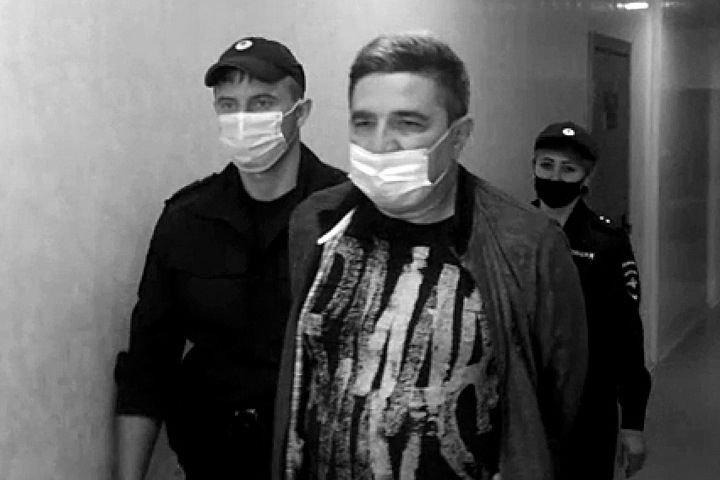 Директору взорвавшейся в Новосибирске заправки продлили арест