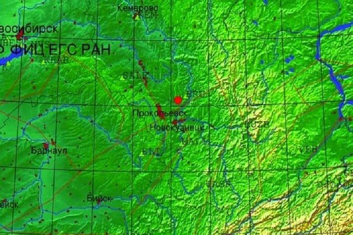 Карьерный взрыв произошел в эпицентре землетрясения в Кузбассе