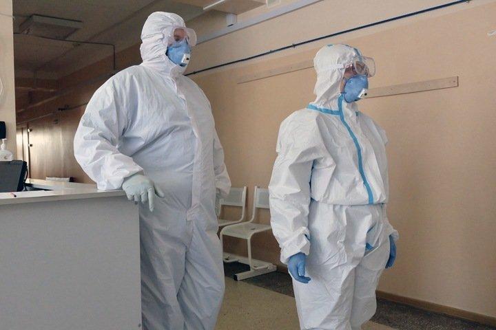13 человек скончались от коронавируса в Новосибирской области