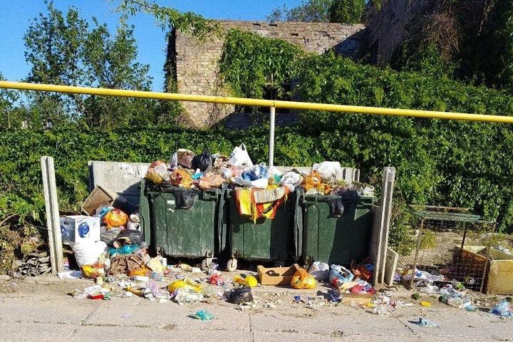 Новосибирское правительство готово разорвать контракт с мусорным регоператором