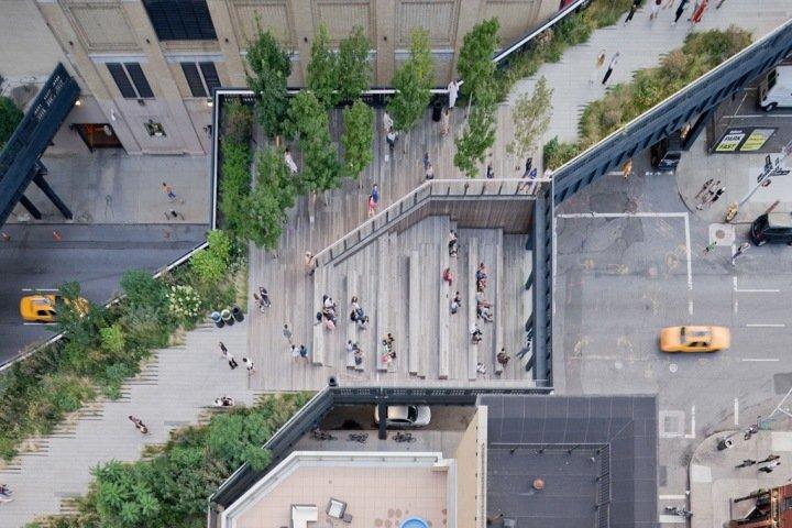 Новосибирцам пообещали парк, как в Нью-Йорке