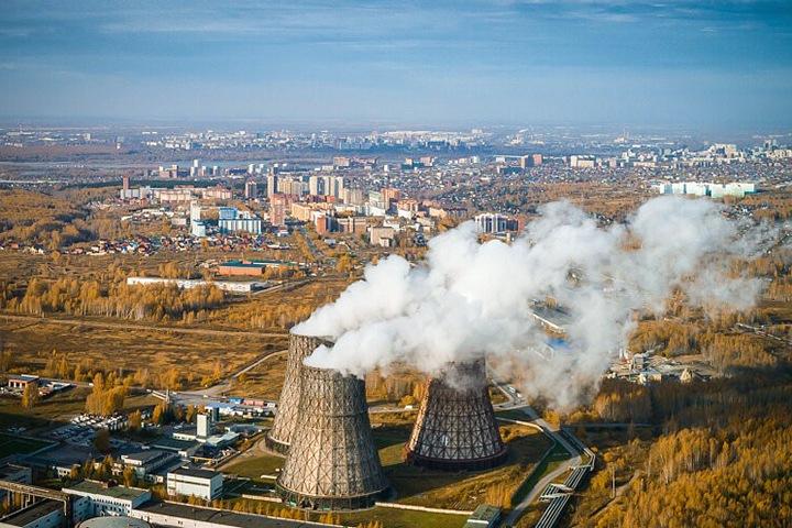 СГК объявила о начале отопительного сезона в Новосибирске