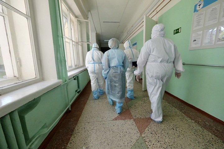 Дети начали массово заболевать ковидом в Новосибирской области