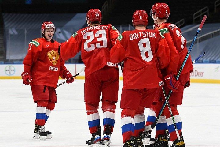 Новосибирск примет матчи сборной России по хоккею во время молодежного чемпионата мира-2023