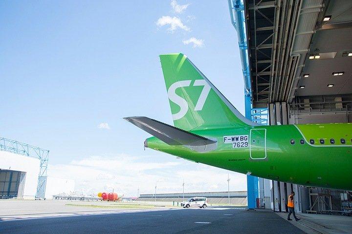 Олигарх Троценко предложил четыре своих аэропорта для лоукостера S7