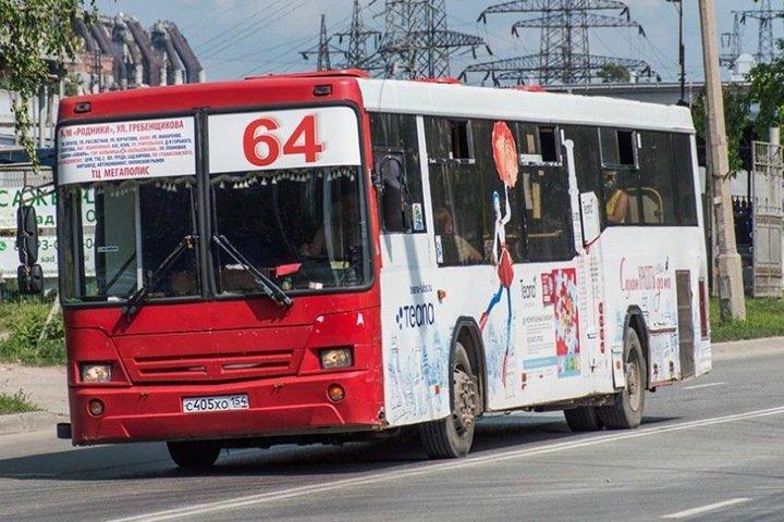 Приставы арестовали пассажирские автобусы за долги в Новосибирске