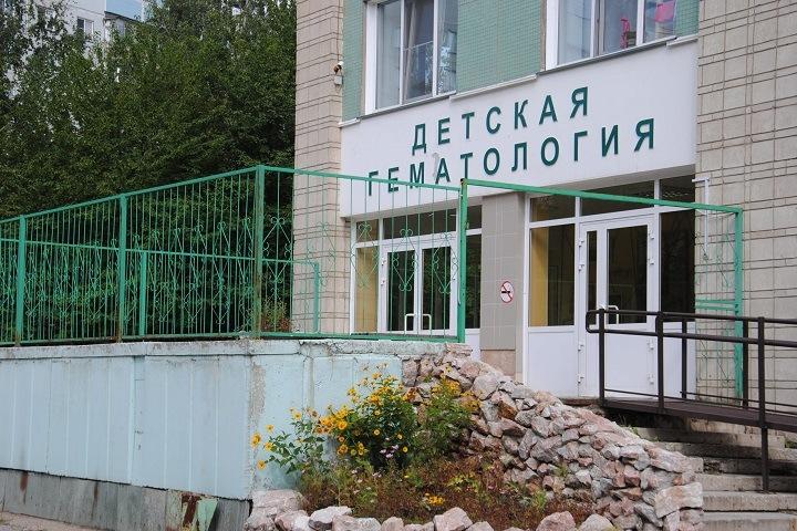 Отделение для онкобольных детей закрывают в Новосибирской области