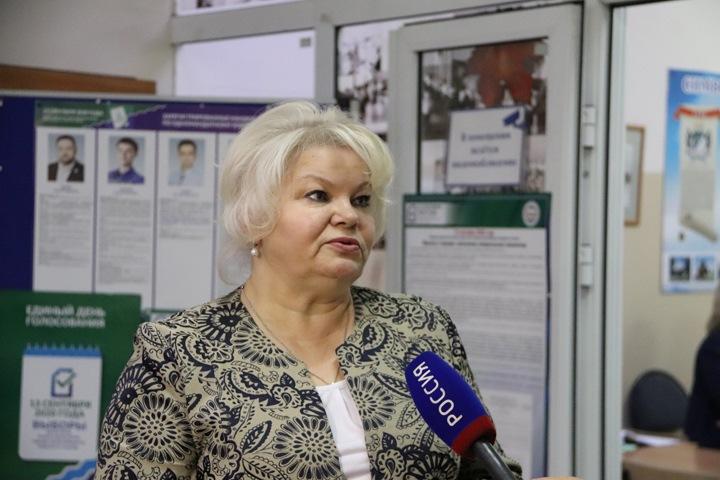 Председатель новосибирского облизбиркома: «Работники УИКов в массе своей законопослушны»