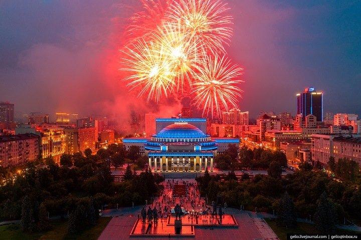 Новосибирск не привлекает туристов — исследование