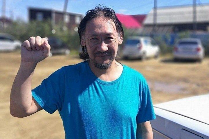 Якутского шамана Габышева нашли в новосибирской психиатрической больнице