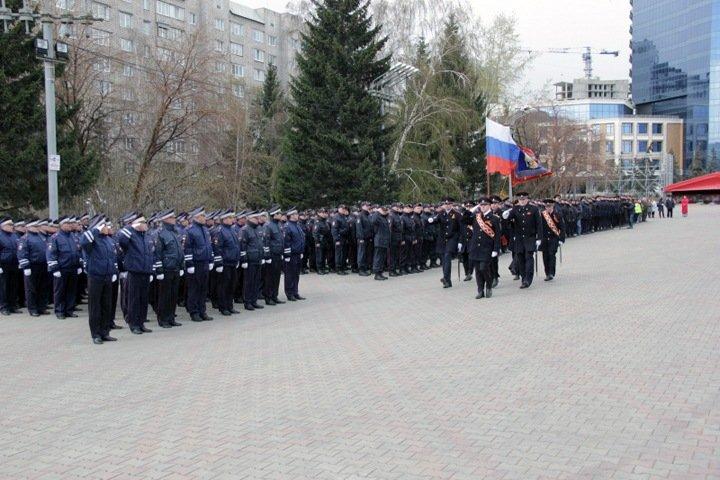Целое подразделение полиции уволилось в Красноярске из-за низких зарплат