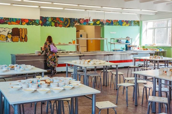 Дети массово отравились в красноярской школе