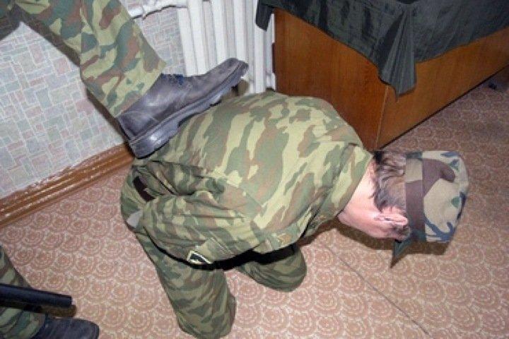 Военнослужащие получили условные сроки за избиение солдат в новосибирской части
