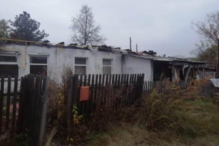 Женщина погибла из-за обрушения потолка на Алтае