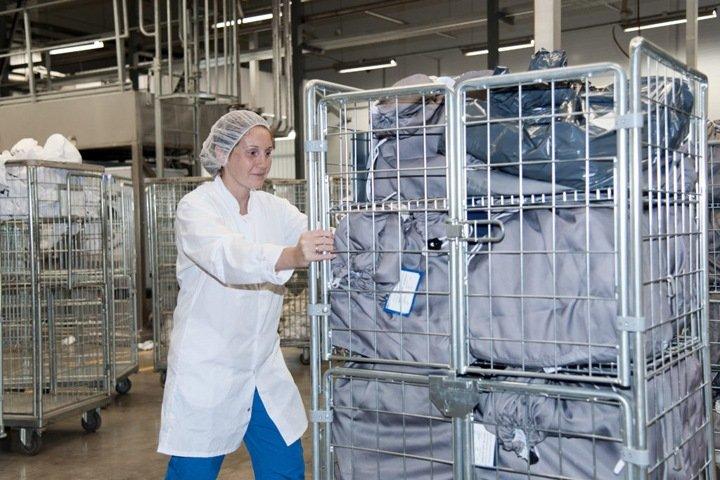 25 тыс. фальшивых халатов поставили в забайкальскую больницу