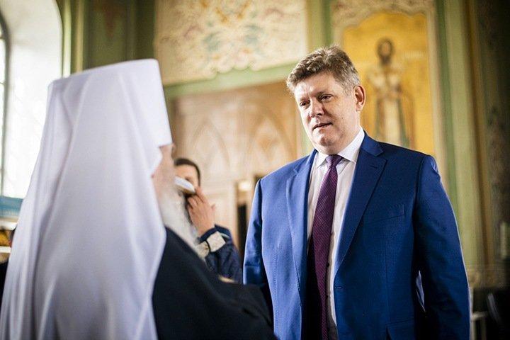 Путин назначил сибирским полпредом куратора силовиков в Кремле